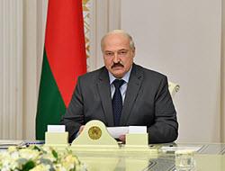 Лукашенко совещание